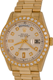 Rolex President Day-Date inventory number C37099 mobile image