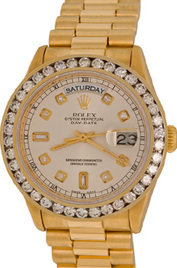 Rolex President Day-Date inventory number C37104 mobile image