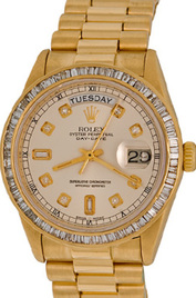 Rolex President Day-Date inventory number C37110 mobile image