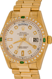 Rolex President Day-Date inventory number C37115 mobile image