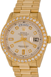 Rolex President Day-Date inventory number C37119 mobile image