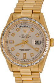 Rolex President Day-Date inventory number C37132 mobile image