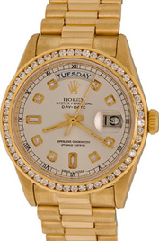 Rolex President Day-Date inventory number C37347 mobile image