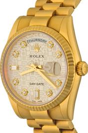 Rolex WristWatch inventory number C38634 image