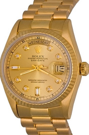 Rolex President Day-Date inventory number A38913 image