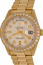 Rolex President Day-Date inventory number C40178 mobile image
