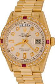 Rolex President Day-Date inventory number C40179 mobile image