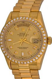Rolex President Day-Date inventory number C40233 mobile image