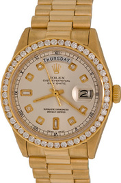 Rolex President Day-Date inventory number C40331 mobile image