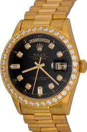 Rolex President Day-Date inventory number C40333 mobile image