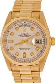 Rolex President Day-Date inventory number C46420 image