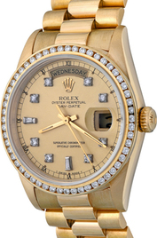 Rolex President Day-Date inventory number C49040 image