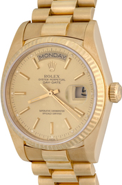 Rolex President Day-Date inventory number C49295 image