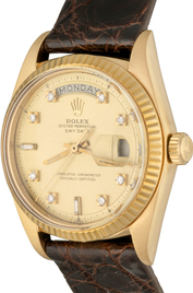 Rolex President Day-Date inventory number C49384 image