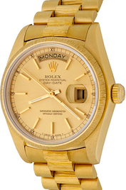 Rolex President Day-Date inventory number C49638 image