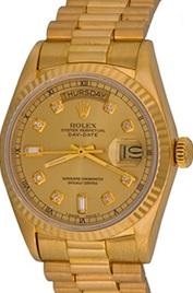 Rolex President Day-Date inventory number C49917 image