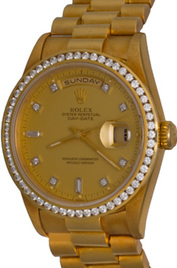 Rolex President Day-Date inventory number C49990 image