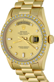 Rolex President Day-Date inventory number C50160 image