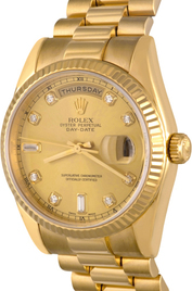 Rolex President Day-Date inventory number C50182 image