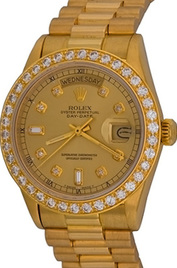 Rolex President Day-Date inventory number C50417 image