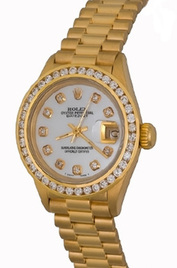 Rolex President inventory number C36329 image
