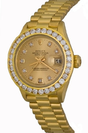 Rolex President inventory number C36348 image