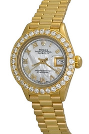Rolex President inventory number C36370 image