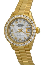 Rolex President inventory number C36377 image