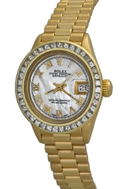 Rolex President inventory number C36384 image