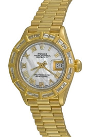 Rolex President inventory number C36389 image