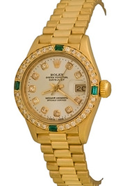 Rolex President inventory number C36413 image