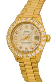 Rolex President inventory number C36675 image