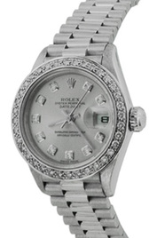 Rolex President inventory number C37631 image