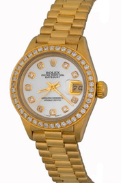 Rolex President inventory number C37943 image