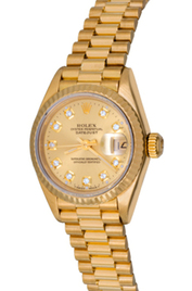 Rolex President inventory number C38715 image