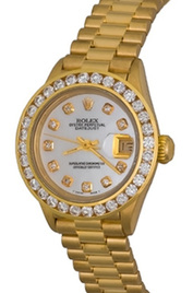 Rolex President inventory number C40006 image