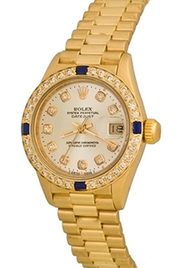 Rolex President inventory number C40219 image