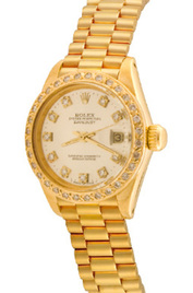 Rolex President inventory number C40322 image