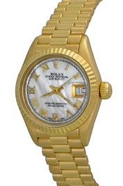 Rolex President inventory number C40496 image