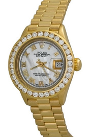 Rolex President inventory number C42781 image