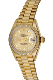 Rolex President inventory number C43697 image
