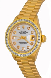 Rolex President inventory number C43701 image