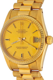 Rolex President inventory number C43749 image