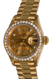 Rolex President inventory number C46535 image