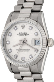 Rolex President inventory number C47177 image