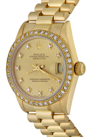 Rolex President inventory number C47581 image