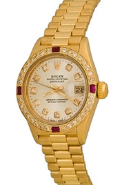 Rolex President inventory number C48395 image
