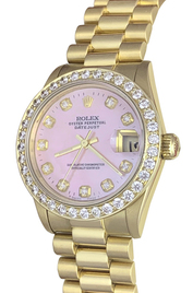 Rolex President inventory number C49768 image
