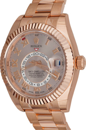 Rolex Sky-Dweller inventory number C44523 mobile image