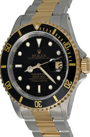 Rolex Submariner inventory number C46507 mobile image